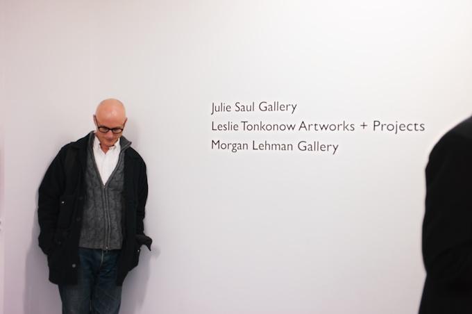 The Art Denizens at Julie Saul Gallery