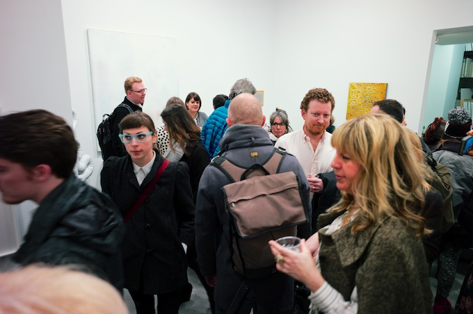 "Adam Fowler ""Escaping Forward"" at Margaret Thatcher Projects"