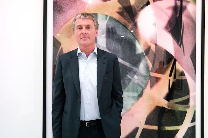 Gallerist David Zwirner