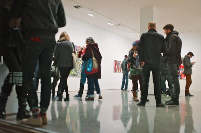 Look into the Art Scene at Ameringer McEnery Yohe