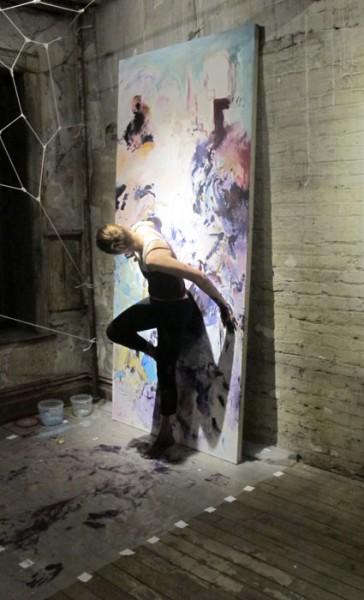 More Performance Art at (UN)FAIR