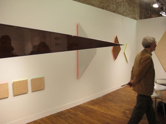 Sharp Looking Art at VOLTA NY