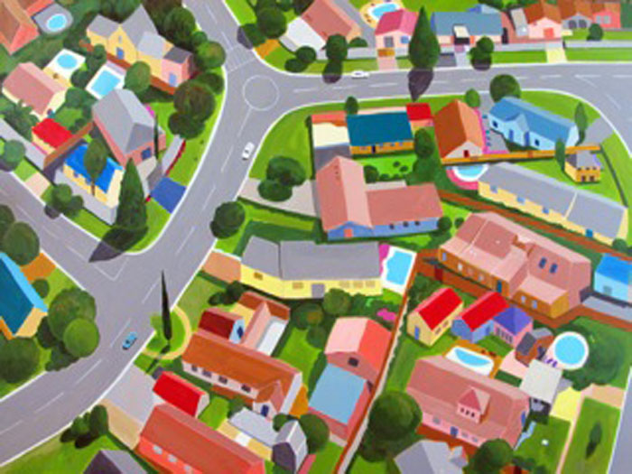 South Africa Suburb