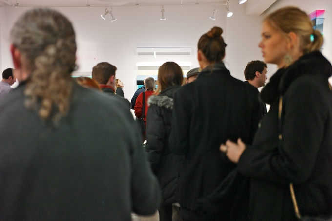 The Art Aficionados at Kathryn Markel Fine Arts