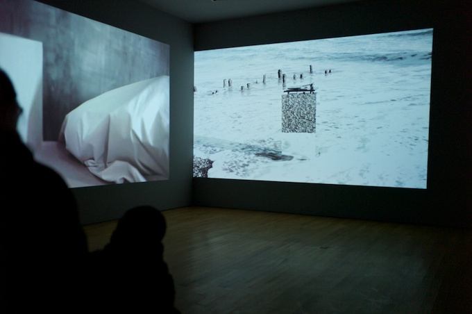The Video of Hiraki Sawa at James Cohan Gallery