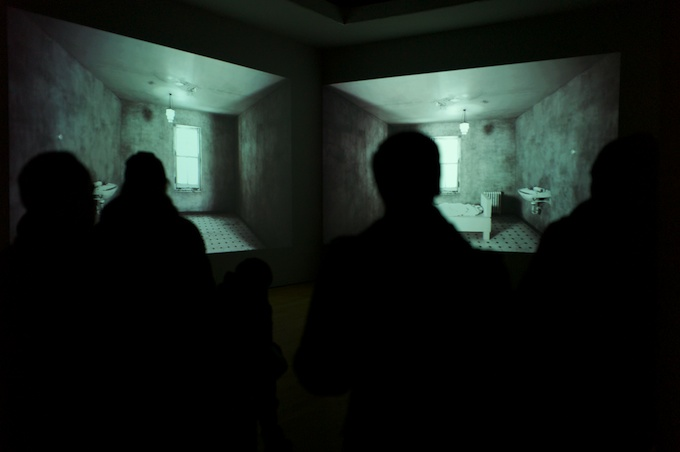 Video Art by Hiraki Sawa Enchants the Viewers at James Cohan Gallery