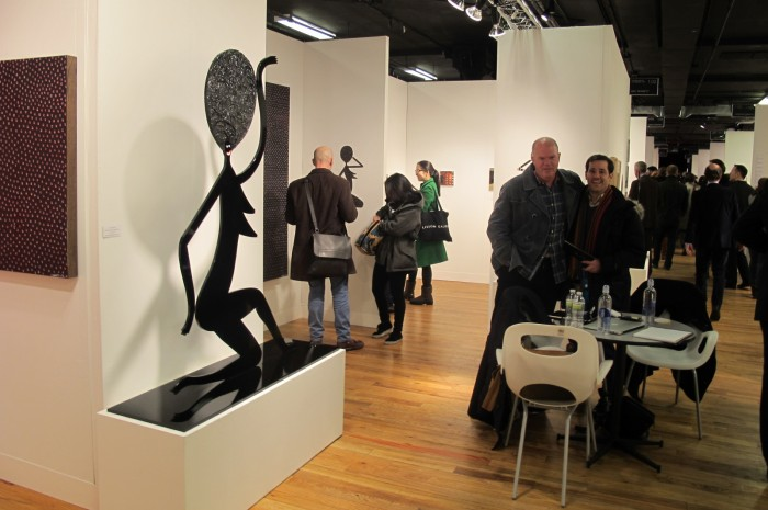 Volta NY 2013 at their new venue in 82 Mercer