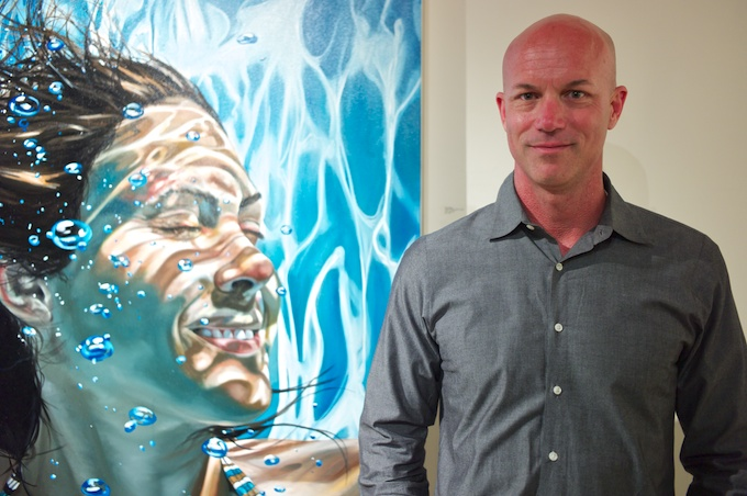 Artist Eric Zener