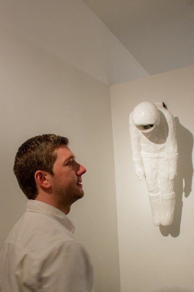 Benjamin Krause of Krause Gallery
