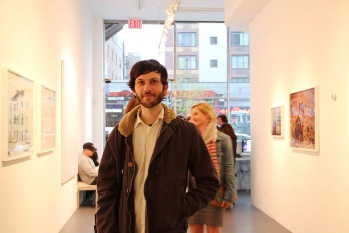 Charles Bank Gallery represented artist - Ryan Russp