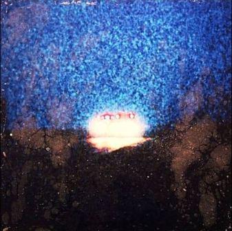 Frank Burgel, Starry Night, 2011.