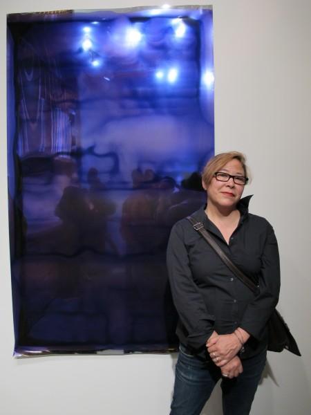 Artist Carrie Yamaoka