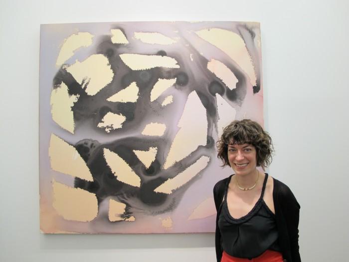 Artist Angelina Gualdoni