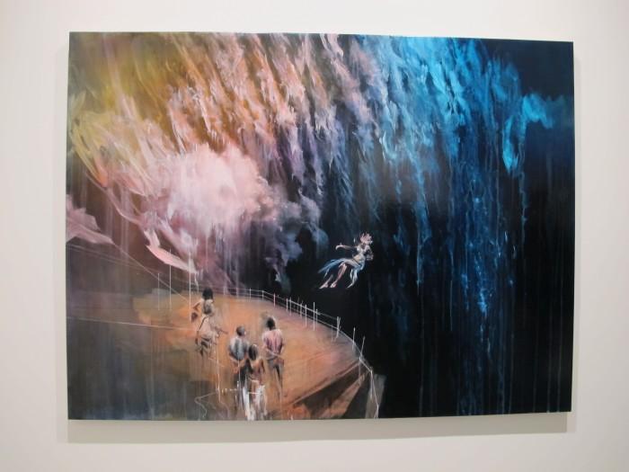 Ian Francis at Joshua Liner Gallery