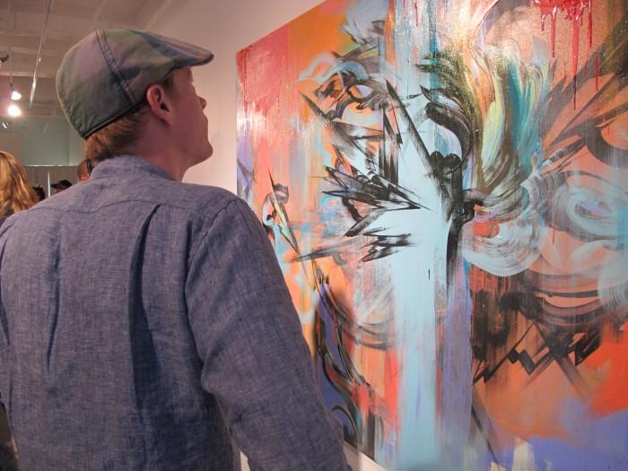 Sofia Maldonado Into Gray at Magnan Metz Gallery from April 26th - June 1st 201