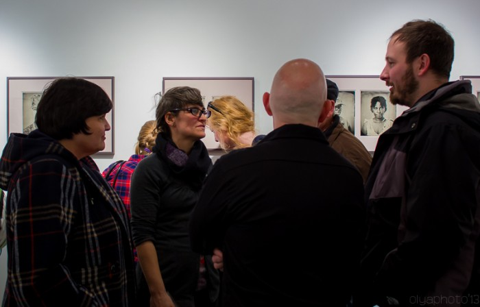 The Brooklyn Art Brigade at United Photo Industries