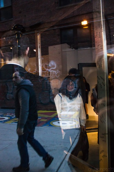 The Outside Melding In at The Proposition