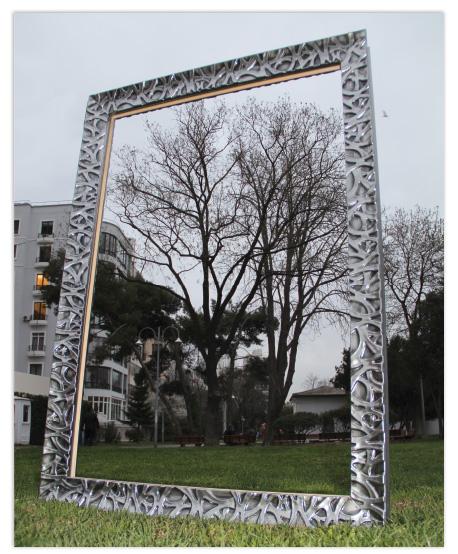 The Silver Frame (2013) Bedri Baykam