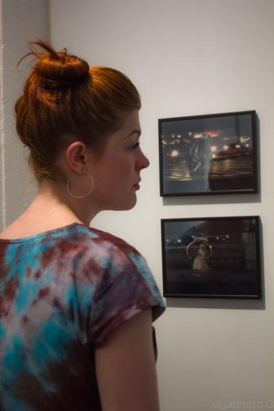 The photography art at Arcilesi Homberg Fine Art