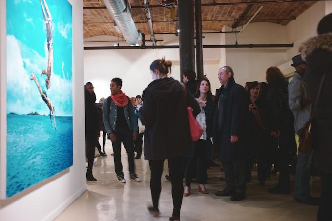 Thursday Night in Chelsea at Gallery Henoch