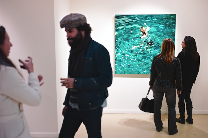 Viewing the Art of Eric Zener at Gallery Henoch