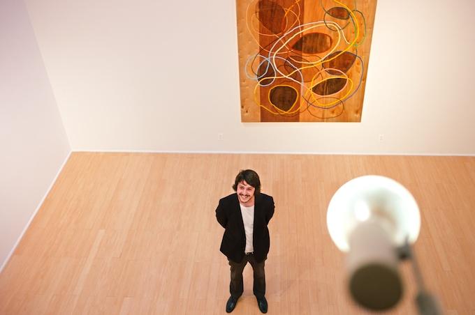 Artist Federico Cattaneo in the spotlight