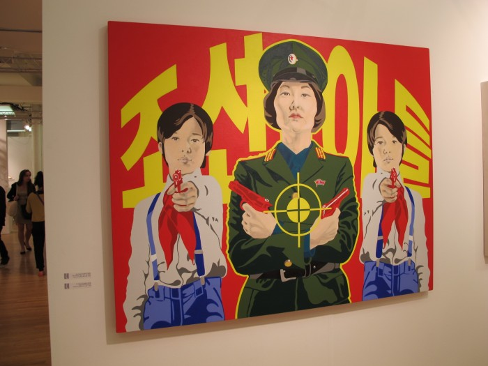 M. Cheonaka Kim Il Soon at Ethan Cohen Fine Arts