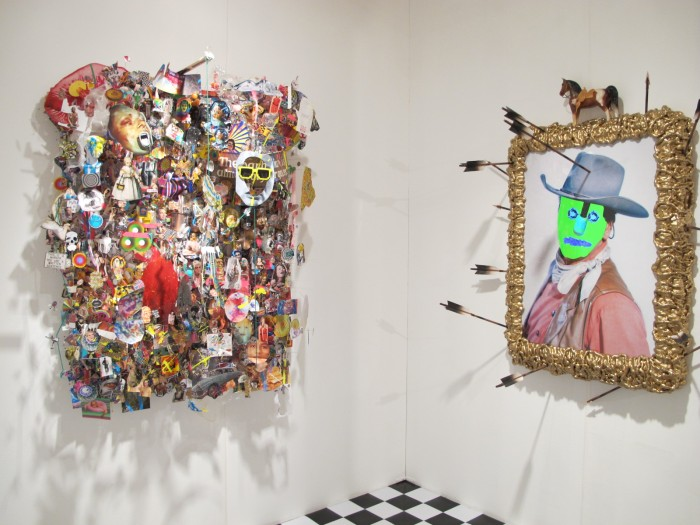 Cameron Gray at Mike Weiss Gallery