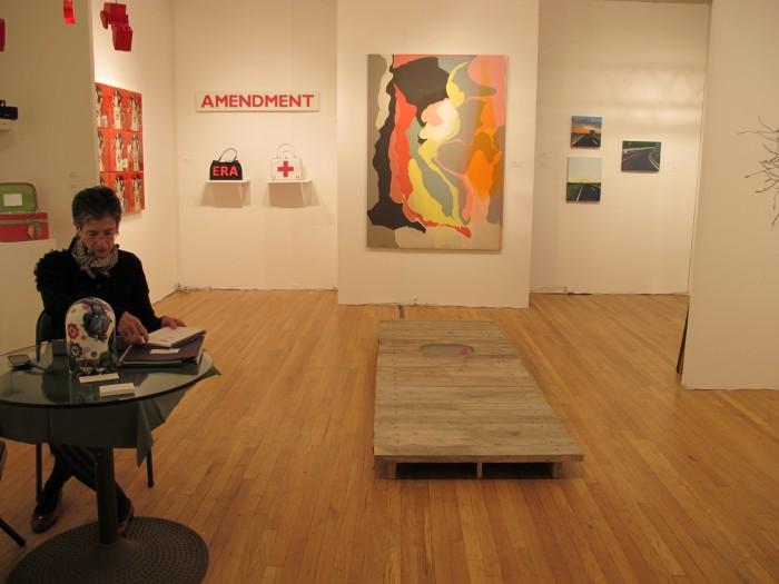 Nancy Hoffman Gallery at Pulse