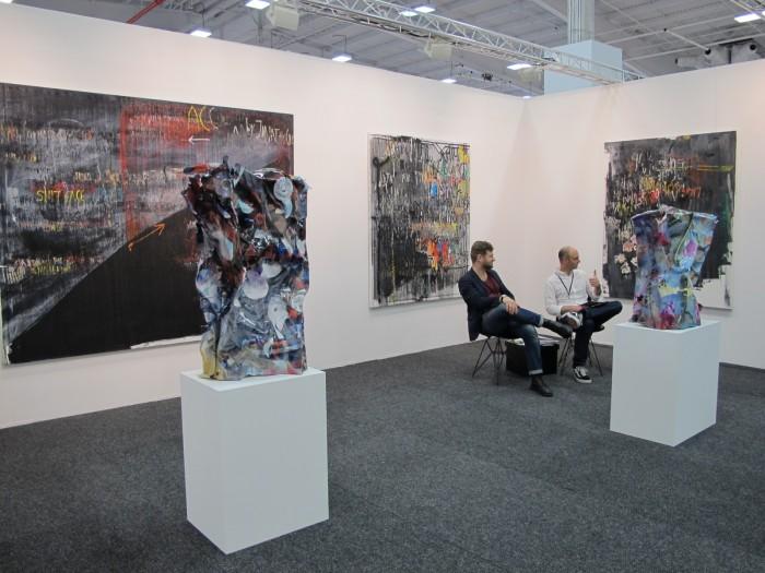 David Kennedy Cutler at Derek Eller Gallery