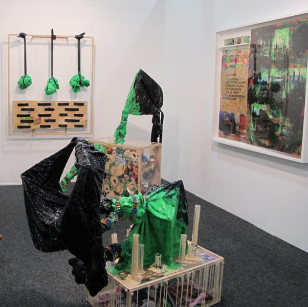 Debo Eilers at On Stellar Rays, NADA Art Fair