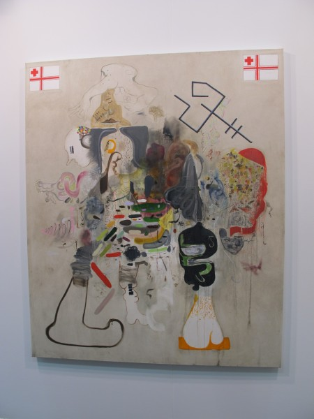 Michael Bauer at Lisa Cooley, NADA Art Fair