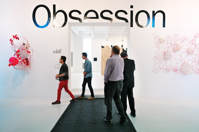 On the 6th Floor of Mana Contemporary is Obsession