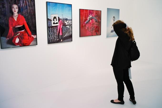The work of Nobuyoshi Araki at Mana Contemporary