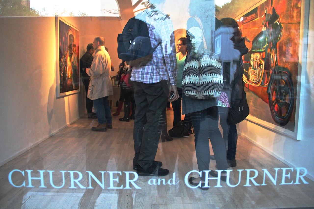 Welcome to CHURNER & CHURNER