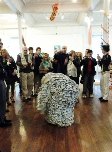 Toxicity group show at  Williamsburg Art and Historical Center