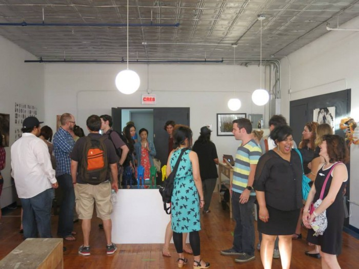 Call For Bushwick - 1st international Call For Artists