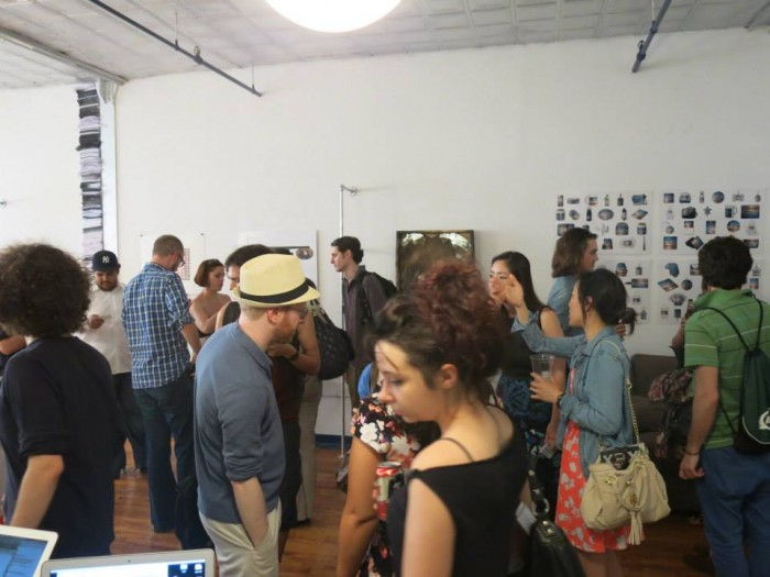 Call For Bushwick - 1st international Call For Artists2