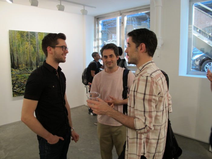Friendly Meet-Ups are the thing now for Thursday Art Nights in Chelsea