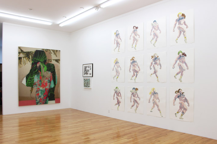 """""""i want that inside me"""" at Feature inc from June 13 – August 2"""