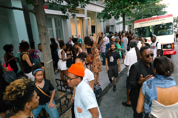 24th Street ART Block Party in Chelsea
