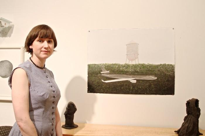 Artist Rebecca Bird