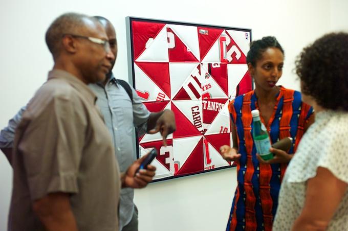 Hank Willis Thomas at Jack Shainman Gallery