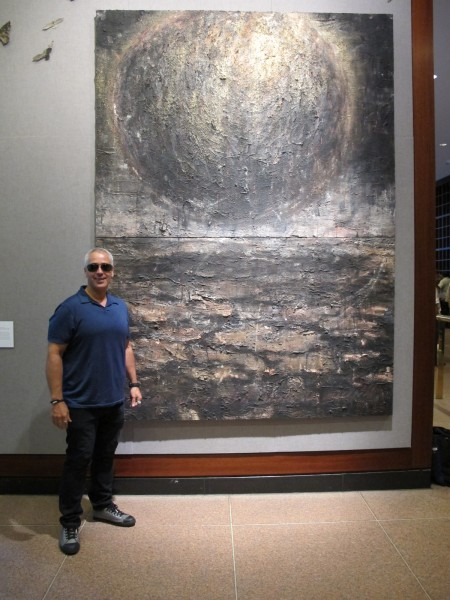 Artist Erick Sánchez