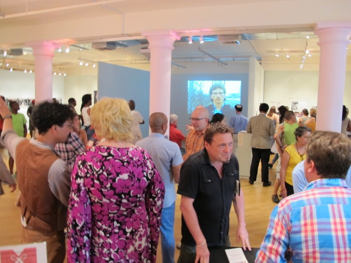 Queers in Exile: the Unforgotten Legacies  of LGBTQ Homeless Youth Curated by Alexis Heller opens at Leslie-Lohman Museum of Gay and Lesbian Art