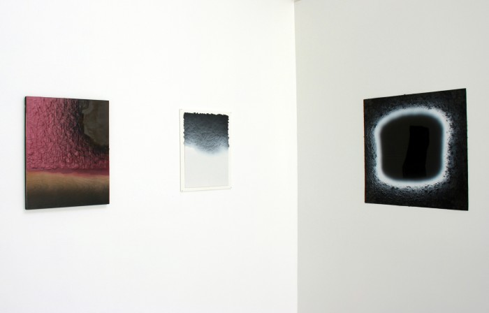 Three works by Julian Lorber