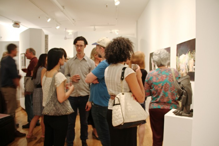 Summer Show- New Artists opening at William Holman Gallery