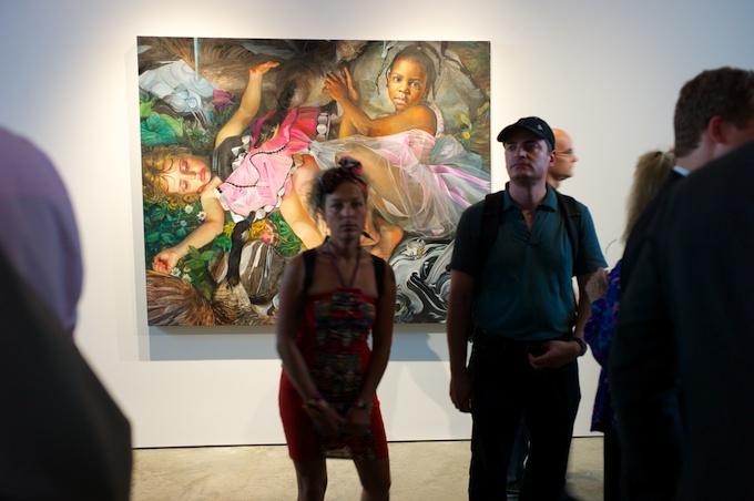 The Art of Margaret Bowland