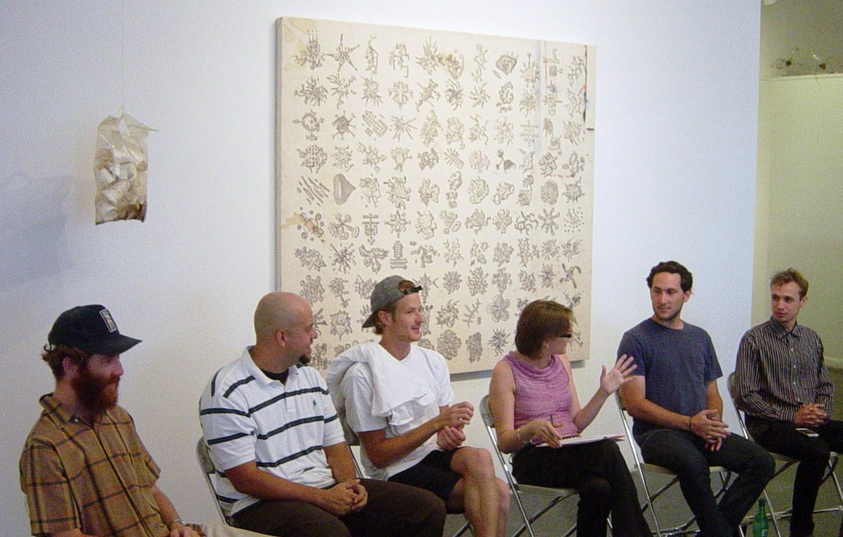 Kyle Yanagihara, Gustavo Oviedo, Tyler Healy, Susan Caraballo, Dean Levin and Evan Robarts