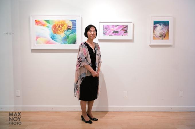 Artist Mae Jeon